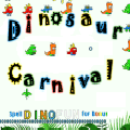 Kids Dinosaur Carnival Game